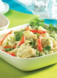 Thai Coconut Fish Curry Slow Cooker Recipe....sure to delight!