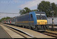 RailPictures.Net Photo: 019 Hungarian State Railways (MÁV) 480 / TRAXX at Keszthely, Hungary by Máté Szilveszter