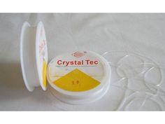 ΚΟΡΔΟΝΙ ΣΙΛΙΚΟΝΗ 1mm x 9m Crystals, Crystal, Crystals Minerals
