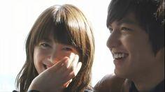 Gu Hye Sun and Lee Min Ho, interview for Chou Chou Japanese magazine, 2009.