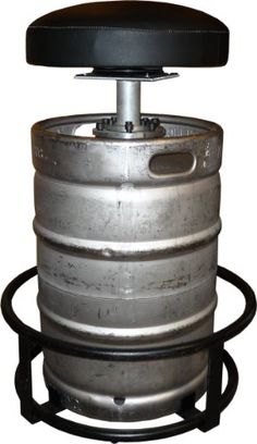 Amazon.com: The Keg Stool Kit - Turn a Keg Shell into a Bar Stool: Sports & Outdoors