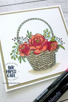Stampin' Up! Blossom