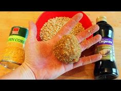 Carp Bait Recipe - How to catch carp with chicken feed. - YouTube