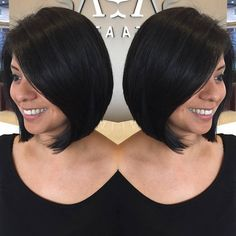 Latest Bobs / Bob Hairstyles for Women (12)