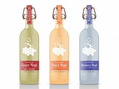 BeeHaven Mead Beverage on Packaging of the World - Creative Package Design Gallery
