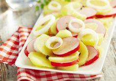 Salade de pommes de terre à l'alsacienne   Croquons La Vie - Nestlé