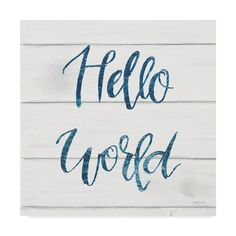East Urban Home Leinwandbild Sweet Baby Boy I White Wood von Wild Apple Baby Boys, Hello Word, Museum, Typography Prints, Artist Canvas, Wood Print, Art Reproductions, Canvas Art Prints, Creative Design