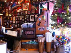 Shopping in Burlingame CA | Nini's Coffee Shop, Burlingame CA | Tastes & Travels