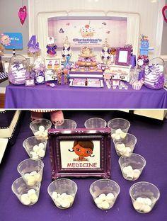doc mcstuffins birthday party ideas | Doc McStuffins Party | Birthday Party Ideas for P