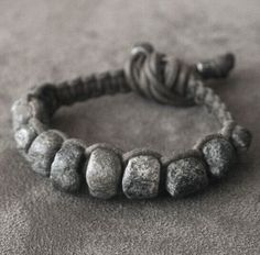 wholly mammoth bone bracelet
