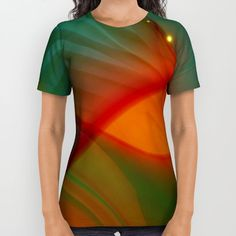 Buy Energy no. 2 All Over Print Shirt by Christine baessler. Worldwide shipping available at Society6.com. Just one of millions of high quality products available.