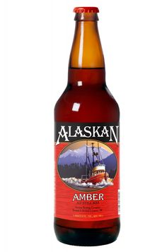 Alaskan Amber! How I have missed you so! Nothing compares!