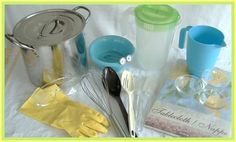 Soap Making Supplies - The tools to get you started!