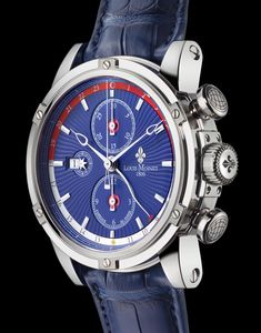 Geograph Australian Edition by Louis Moinet watch on Presentwatch.com