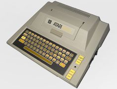 Atari 400 home computer