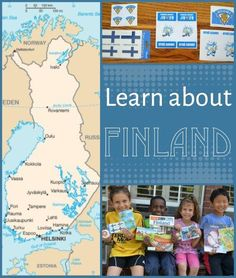 Learn about Finland- Kid World Citizen Diversity Activities, Multicultural Activities, Geography Activities, Geography Lessons, World Geography, Educational Activities, Finland Culture, Culture Day, Finnish Language