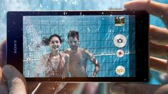 Sony Xperia Dust Proof and Water Resistant Smartphone Sony Xperia, Multimedia, Latest Discoveries, Amazon Image, Painting Studio, Underwater Photos, Wearable Technology, Adventure Tours, Android Smartphone