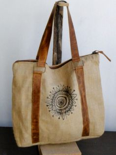 Just change the print design and you can make many of these purses; each looking like one of a kind.