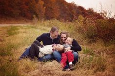 """""""W Family"""" Family pose, fall colors, fall family session, lake : ) www.madisonvining.com Be sure to snag the Families Posing Guide in the shop!"""