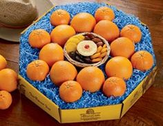 Grapefruit and Orange Combo Gifts at Pittman & Davis Fruit Gifts, Dried Fruit, Grapefruit, Pear, Pineapple, Orange, Healthy, Food, Pinecone