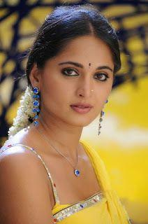 Indian Actress Anushka Shetty HD Stills In Yellow Saree Cute Beauty, Beauty Full Girl, Beauty Women, Beautiful Girl Indian, Most Beautiful Indian Actress, Beautiful Women, Beautiful Bollywood Actress, Beautiful Actresses, Actress Anushka