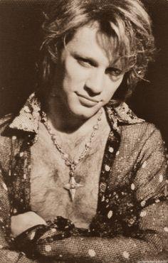 Mmhmmm Jon Bon Jovi.