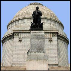 William McKinley Memorial, Canton, OH