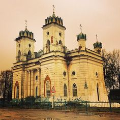 #nature  #russia #church #gothic #art #architecture