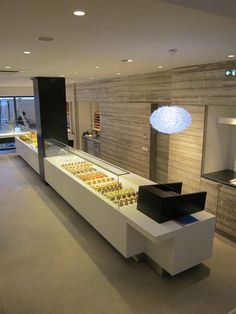 Refrigerated pastry exhibition display case CITY OCF