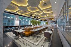The exchange restaurant designphase dba Singapore