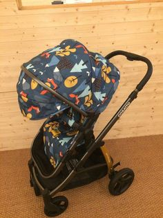 Activity & Gear Cartoon Baby Chair Cushion Baby Stroller Baby Carriage Umbrella Stove Warm Blanket Cartoon Elephant Comfortable Accessories Making Things Convenient For The People Strollers Accessories