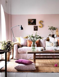 The New Neutrals: 3 Stunning Shades Ready To Change Your Home: Rose Quartz