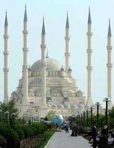 The Sacred: The Blue Mosque in Istanbul, Turkey.