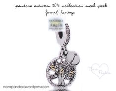pandora autumn fall 2015. I really need to get this for my family bracelet. ❤️it!