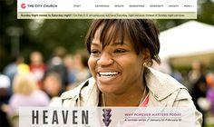 30 Inspiring Church Websites that Will Make you Smarter Designer