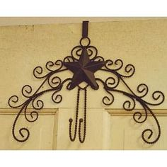Rustic Wreath Door Hanger   Best Looking Door Wreath Hanger!   Christmas  And Holiday   Primitive Decor