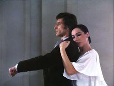 Bodas de Sangre, Great flamenco interpretation of the Lorca play; Gades e Cristina