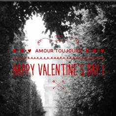 Happy Valentine ´ s day ❤️ #HappyValentinesDay #Parisweloveyou #Paris #event #wedding #planner #love #life #msandjo