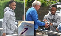 Manchester City complete £49m Raheem Sterling signing from Liverpool #DailyMail