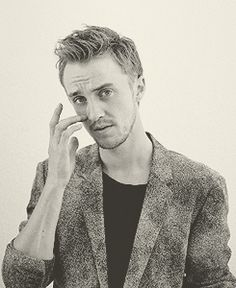 Tom Felton - I can't take it, I just can't.