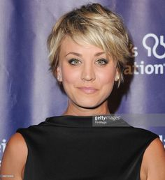 Actress Kaley CuocoSweeting arrives at the 23rd Annual 'A Night At Sardi's' To Benefit The...