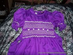 size 4 smocked dress reduced to $85