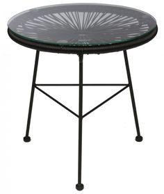 Table for inside and outside use. http://www.landromantikk.no/mobler/bord-stoler/mamasita-bord-4890.html