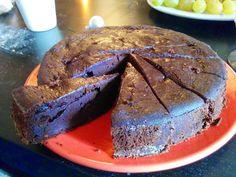 Camille en chocolat: Gâteau au chocolat sans complexe !