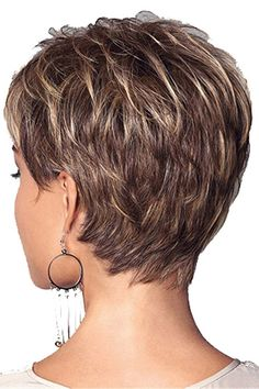 Icy Short Pixie Cut - 60 Cute Short Pixie Haircuts – Femininity and Practicality - The Trending Hairstyle Short Hair Cuts For Women, Short Hairstyles For Women, Straight Hairstyles, Highlighted Hairstyles, Short Pixie Haircuts, Hairstyles Haircuts, Cool Hairstyles, Hairstyle Ideas, Shortish Hairstyles