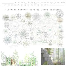 """legrandblog: """" Junya Ishigami started to work in the design of garden. His buildings are closer living than nonliving. """""""