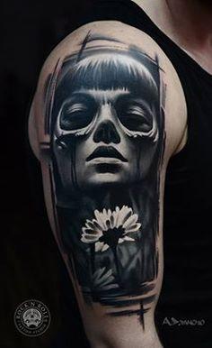 Tattoo Artist A.D. Pancho