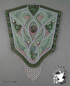 http://tauriel-bizuteriakoralikowa.blogspot.com/Tauriel Tauriel-design elven bracer
