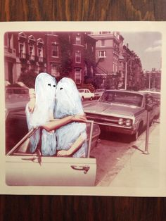 MOARRR - Ghost Photographs - Angela Deane