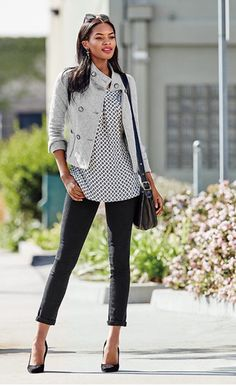 Quilted Jacket Cleo Top New Crop  #cabiclothing Fall 2016